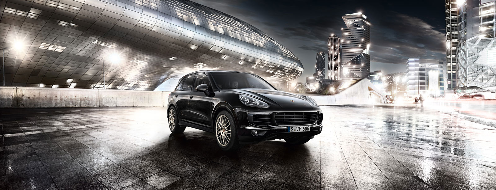 Leasingangebot | Cayenne Diesel Platinum Edition