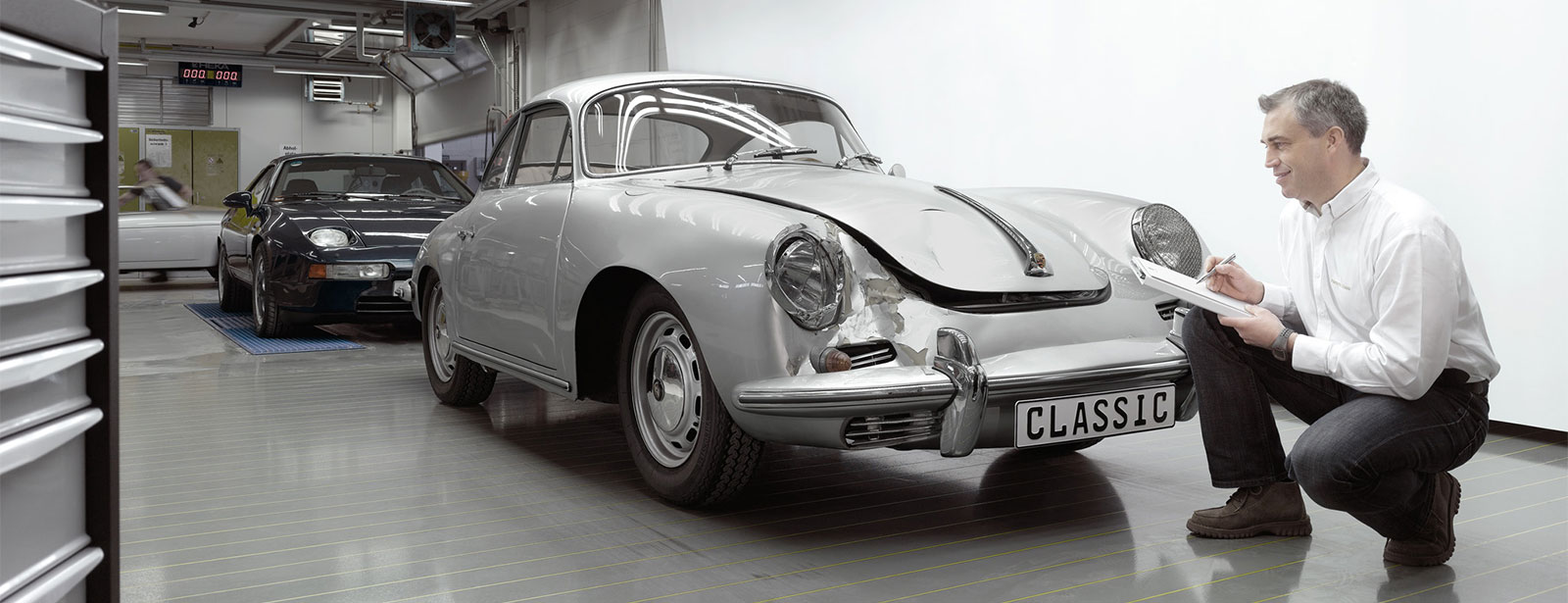 Porsche Classic Partner   Check & Gutachten