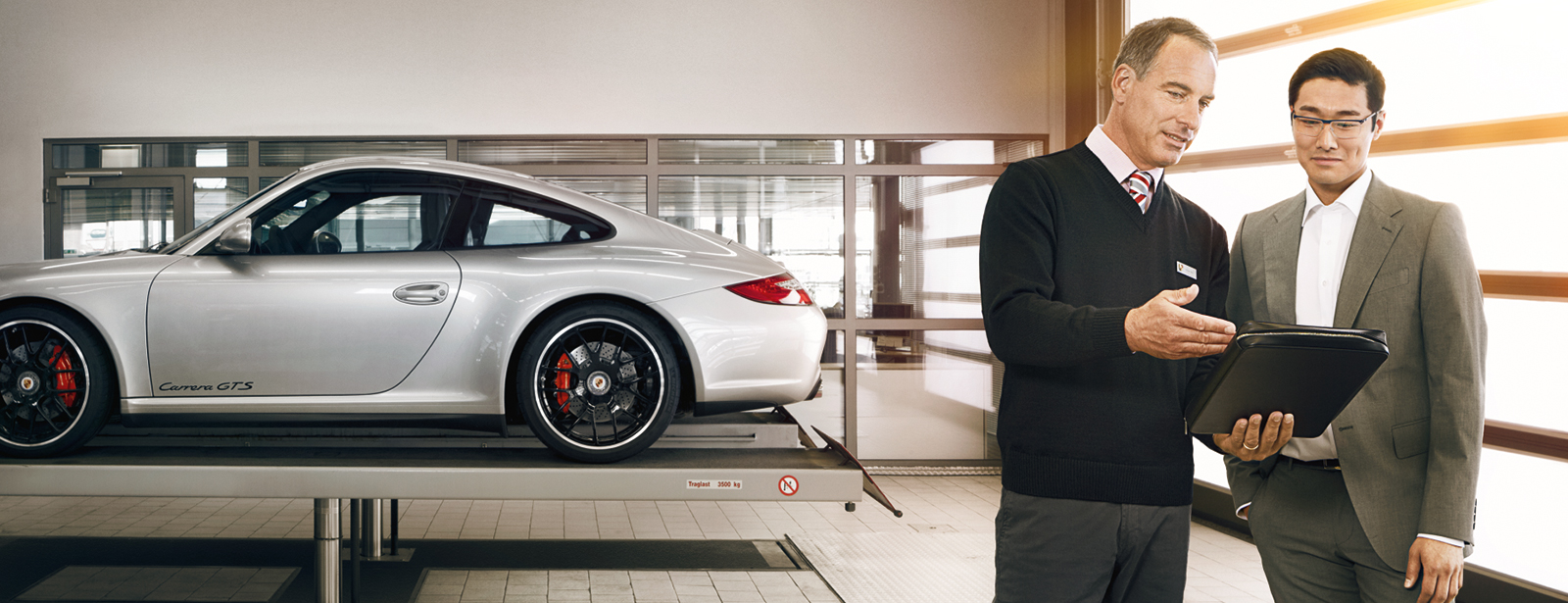 Porsche Classic Partner | Fahrzeugankauf