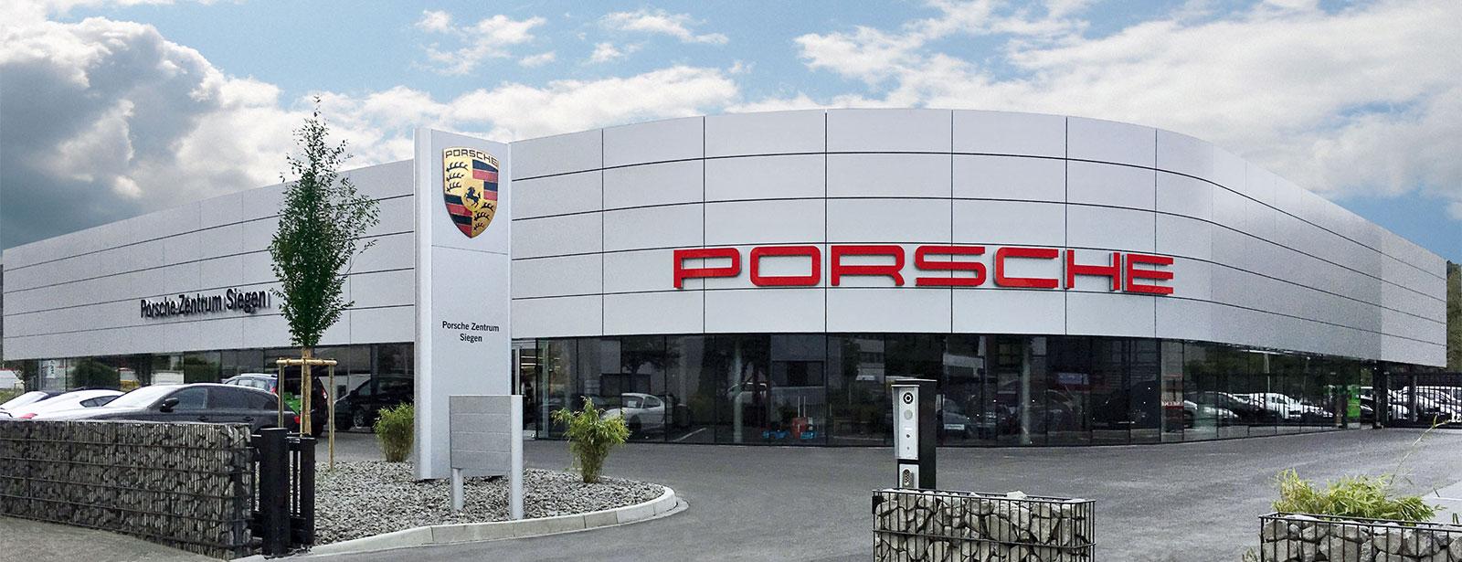 Porsche Centre Siegen